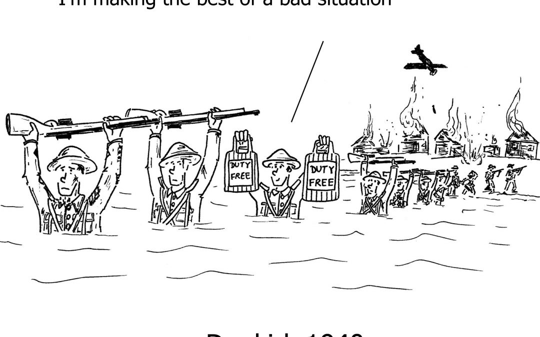 The Military History in Drawn From History