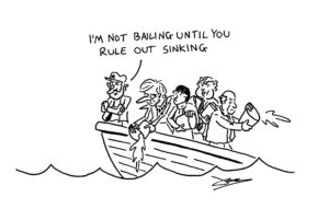 Brexit ship