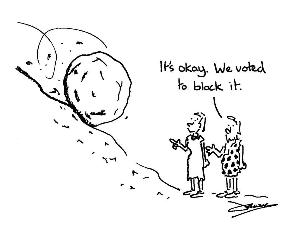 No Deal Boulder
