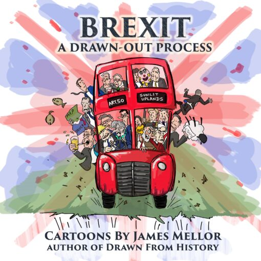 Brexit A Drawn Out Process (book cover)