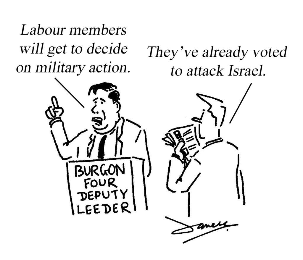 richard burgon cartoon