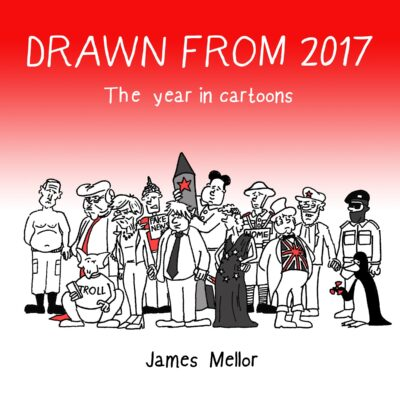 James Mellor new book