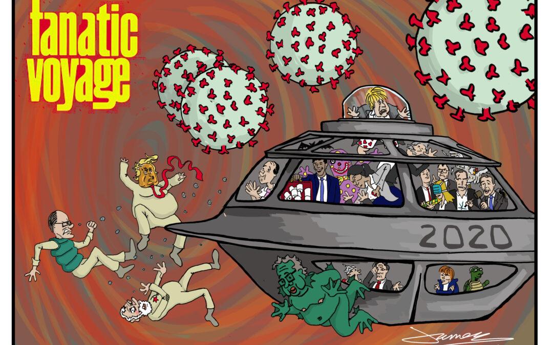 Cartoons from 2020