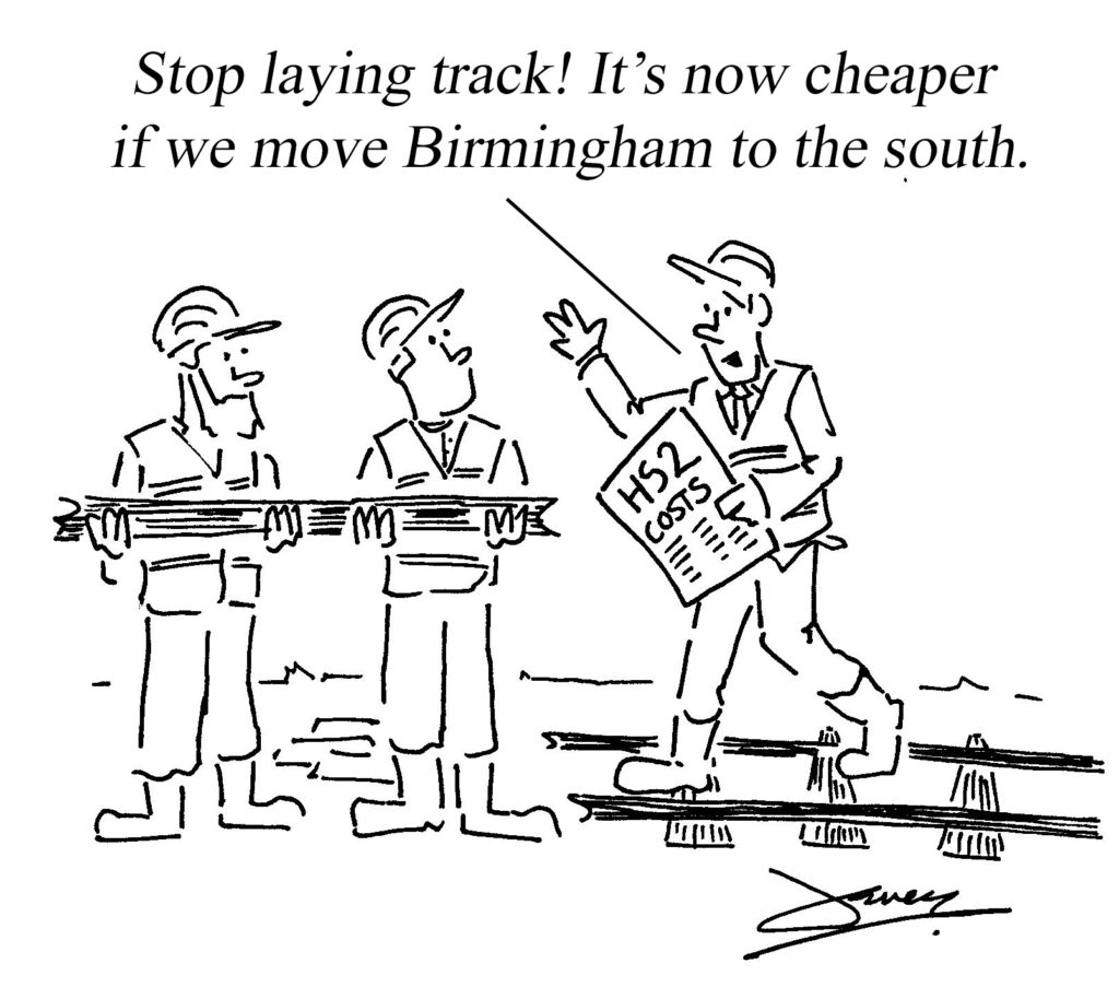 HS2 costs