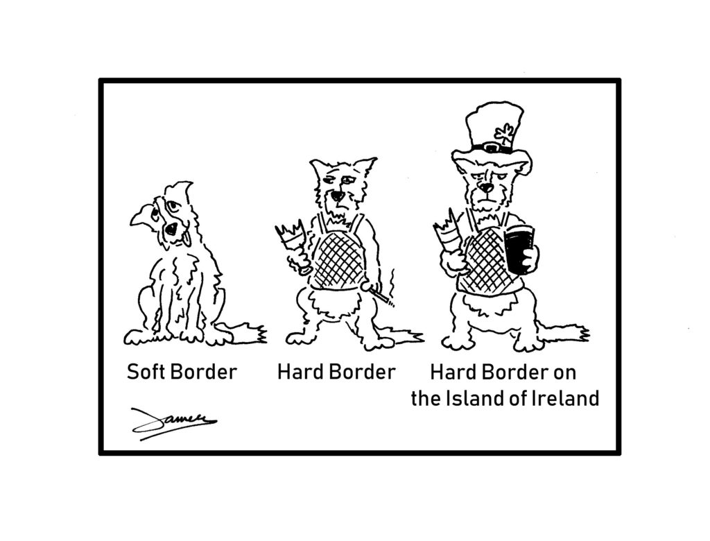 Hard Border in Ireland