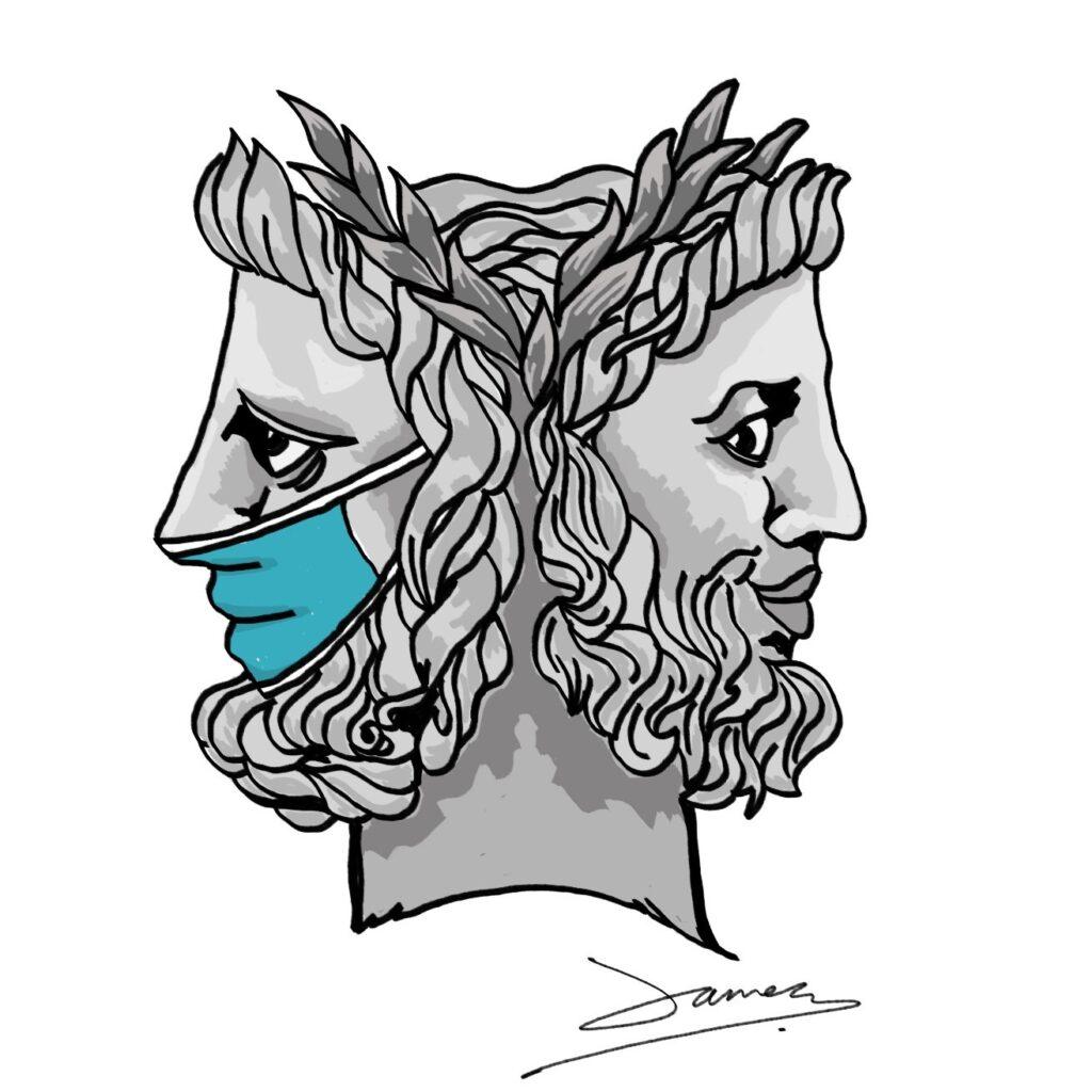 janus two faces