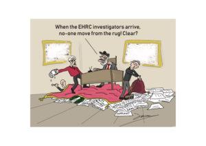 Labour EHRC