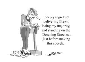 May resigns