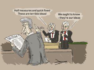 uk politics cartoon