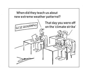 GCSE Geography Exam