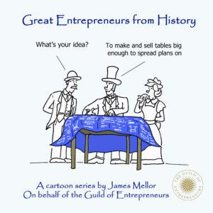 Entrepreneur booklets