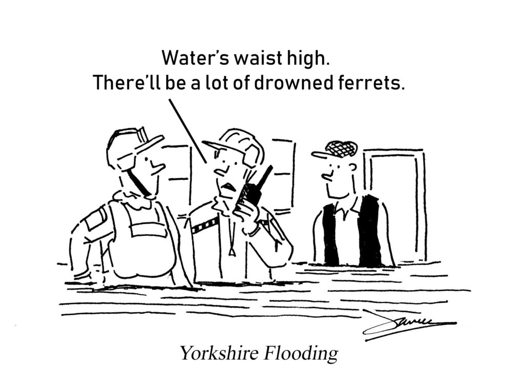 Yorkshire Flooding