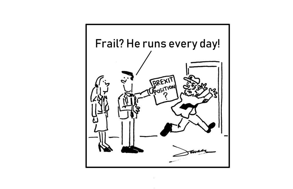 Corbyn Frail