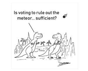 dinosaur brexit