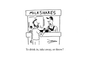 milkshake cartoon