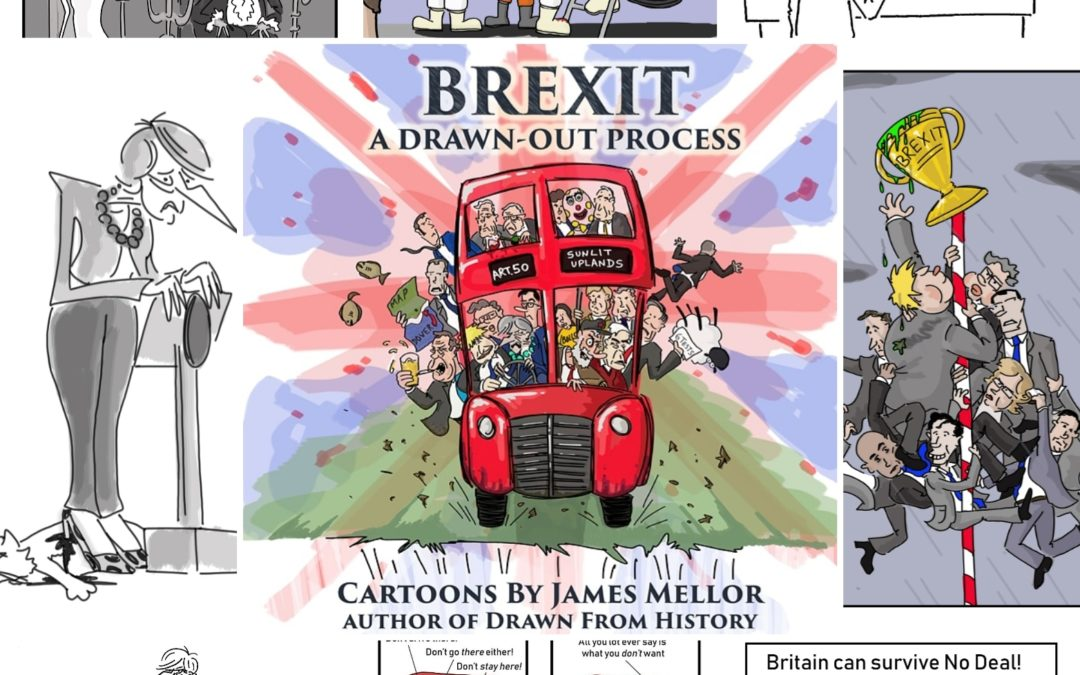 Launch Day for 'Brexit: A Drawn-Out Process'