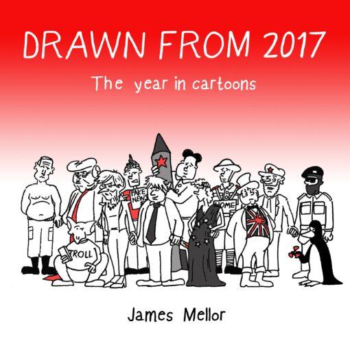 James Mellor new book