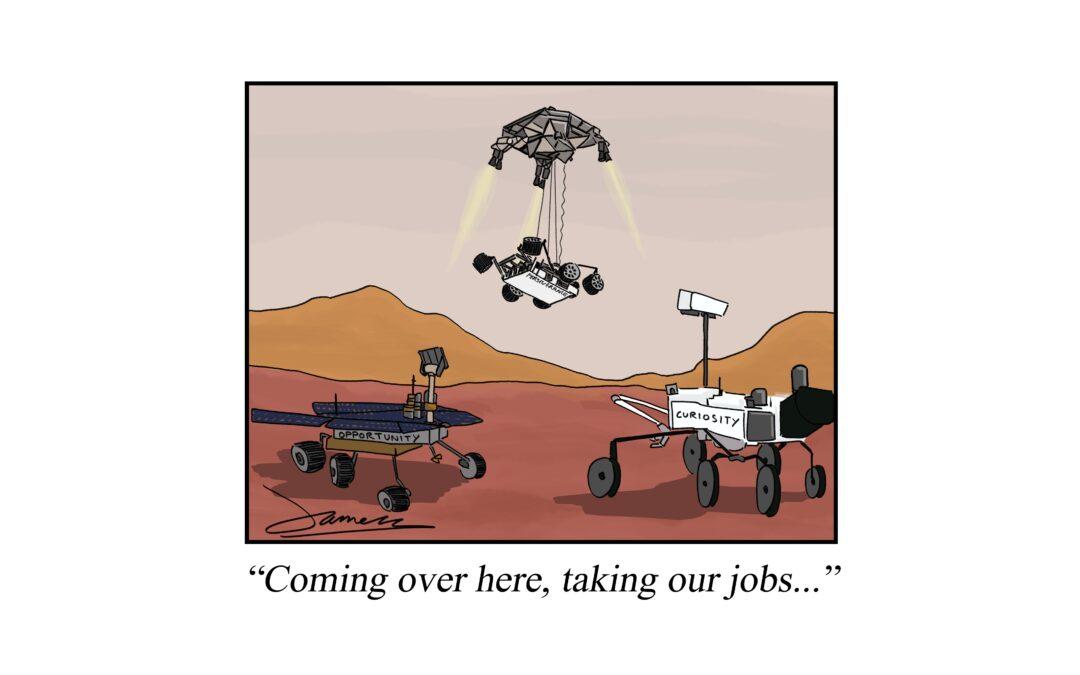 Cartoon Update March 2021