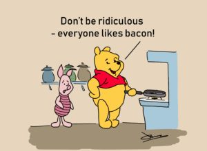 bacon day
