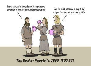 Archaeology Cartoon