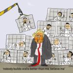 trump cages