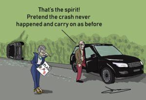 Prince Phillip car crash