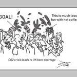 beer shortage