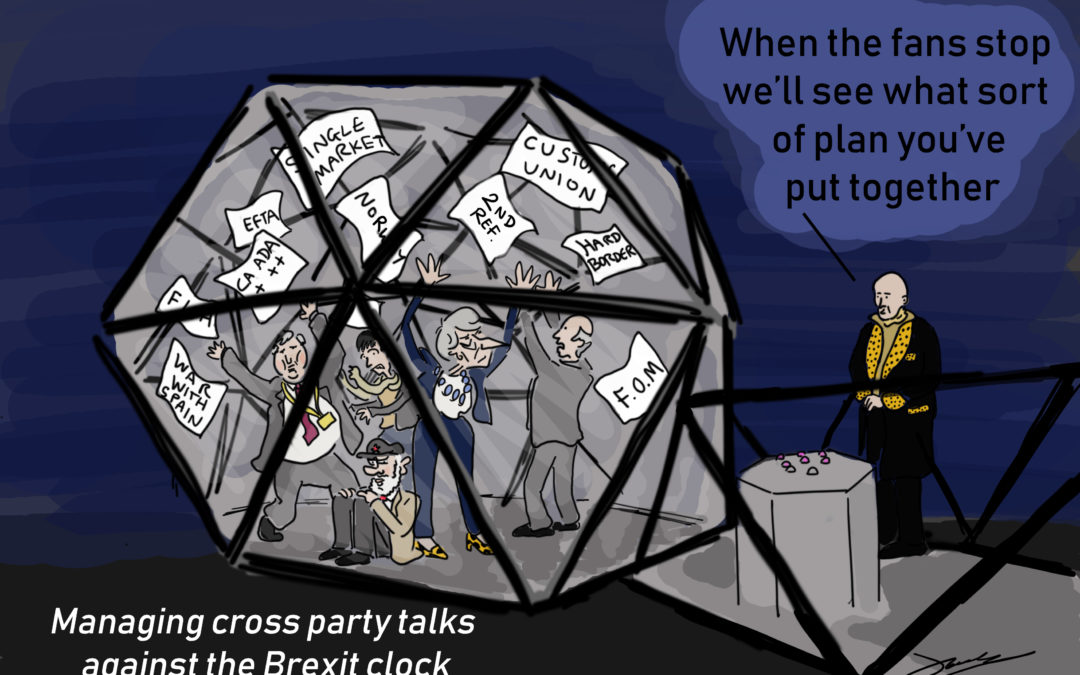 February 2019 Cartoon Update