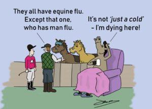 horse flu
