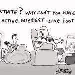 fortnite cartoon