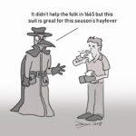 hayfever plague doctor