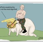 trump putin cartoon