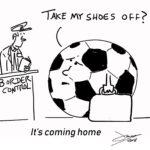 football cartoon