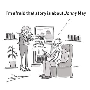 Jonny May