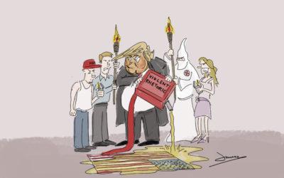 Cartoons from October 2018