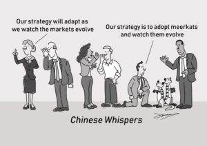 Chinese Whispers Cartoon